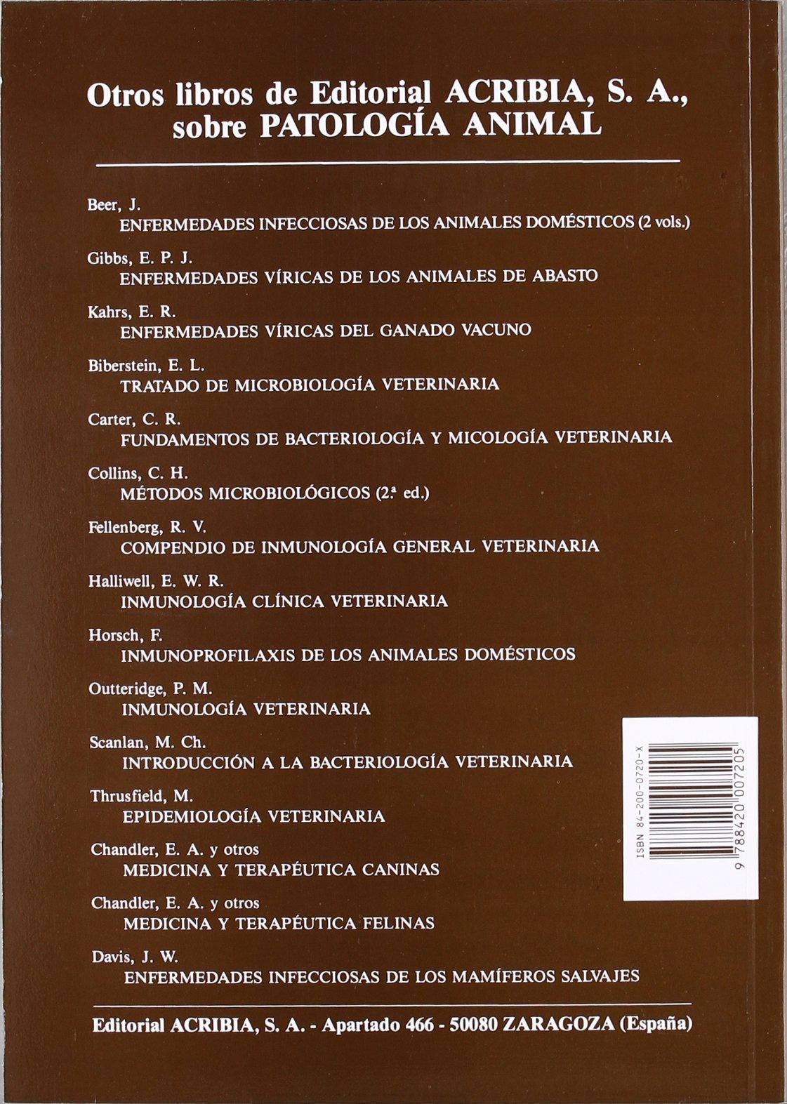 libro virologia veterinaria fenner