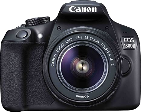 Canon - EOS 1300d Power Kit - cámara réflex 18 MP con Objetivo EF ...