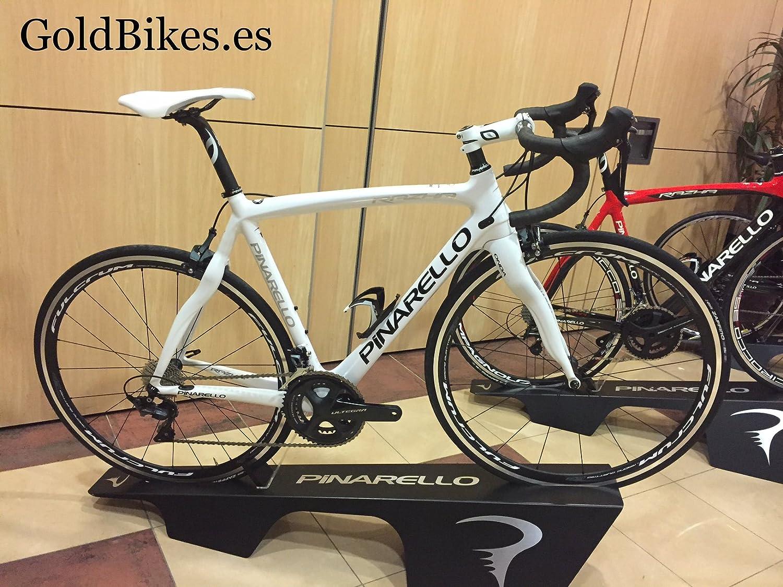 Pinarello bicicleta de carreras Razha Campagnolo. Veloz. Ruedas ...