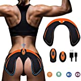 Ben Belle Abs Stimulator Hips Trainer,Electronic Backside Muscle Toner,Smart Training Wearable Buttock Toner Trainer for…