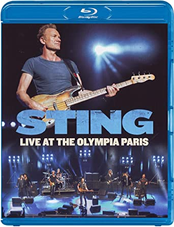 Sting - Live at the Olympia Paris (2017) • FUNXD.site