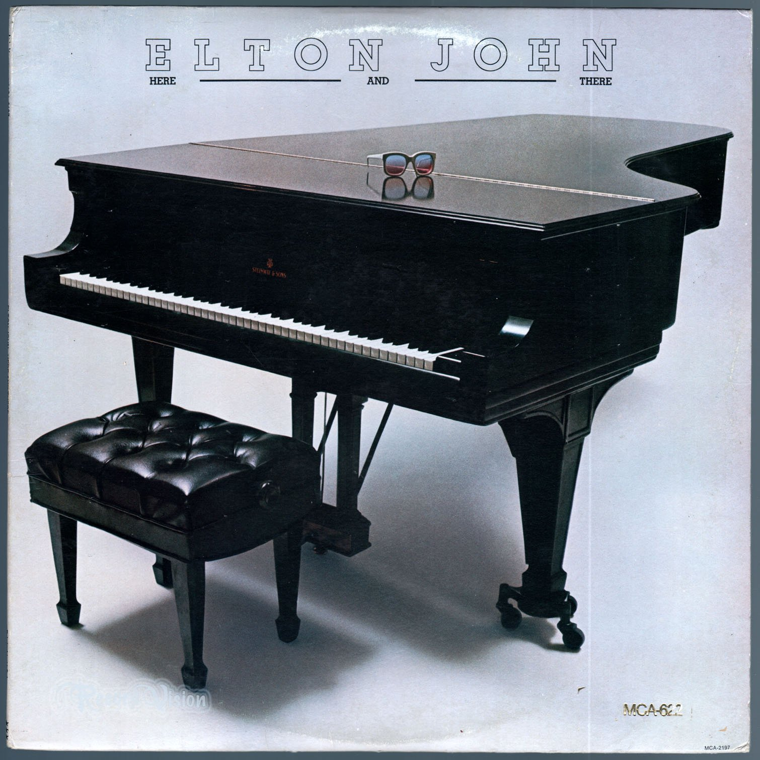 Elton John: Here and There