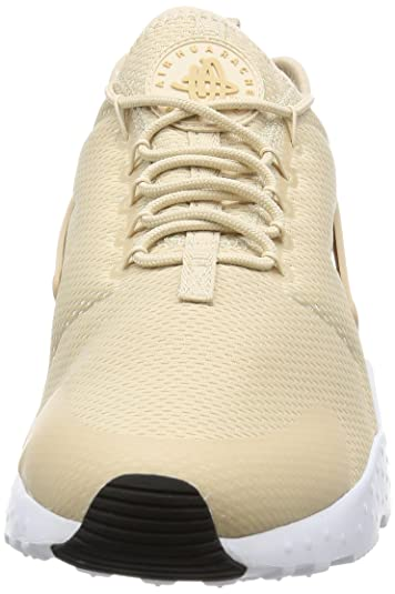 cost charm new lower prices 100% quality Nike Women's W Air Huarache Run Ultra, Oatmeal/Linen - White ...