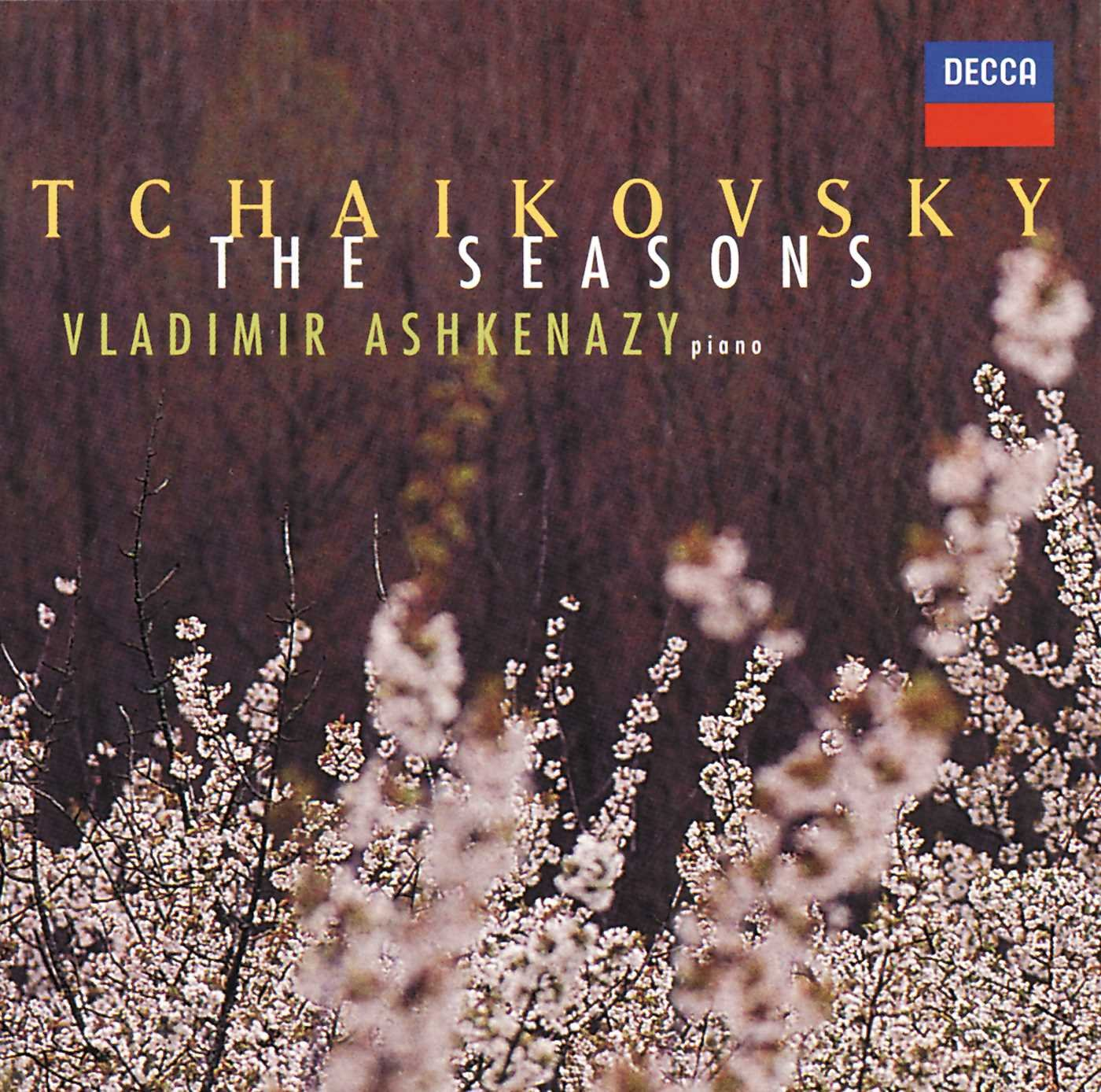 The Seasons Tchaikovsky Alfred Masterwork Editions