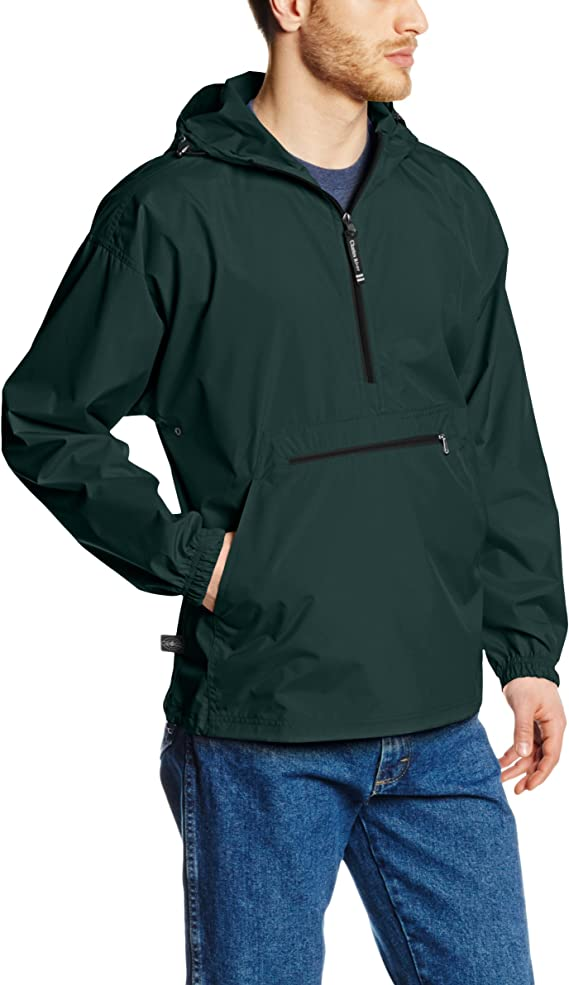 Charles River Apparel Pack-N-Go Pullover Jacket