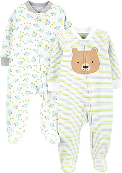 Simple Joys by Carters Baby 3-Pack Sleep and Play