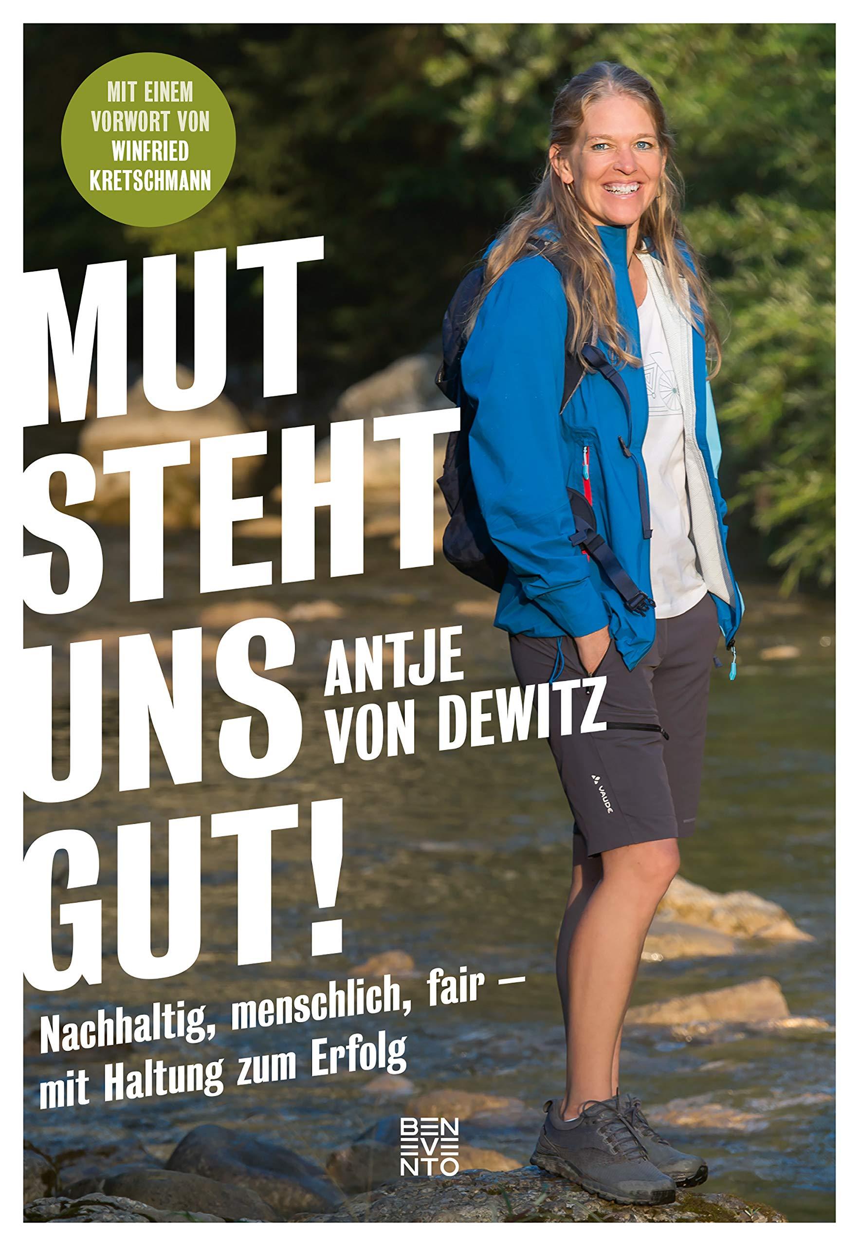 Mut Steht Uns Gut 9783710900723 Amazon Com Books