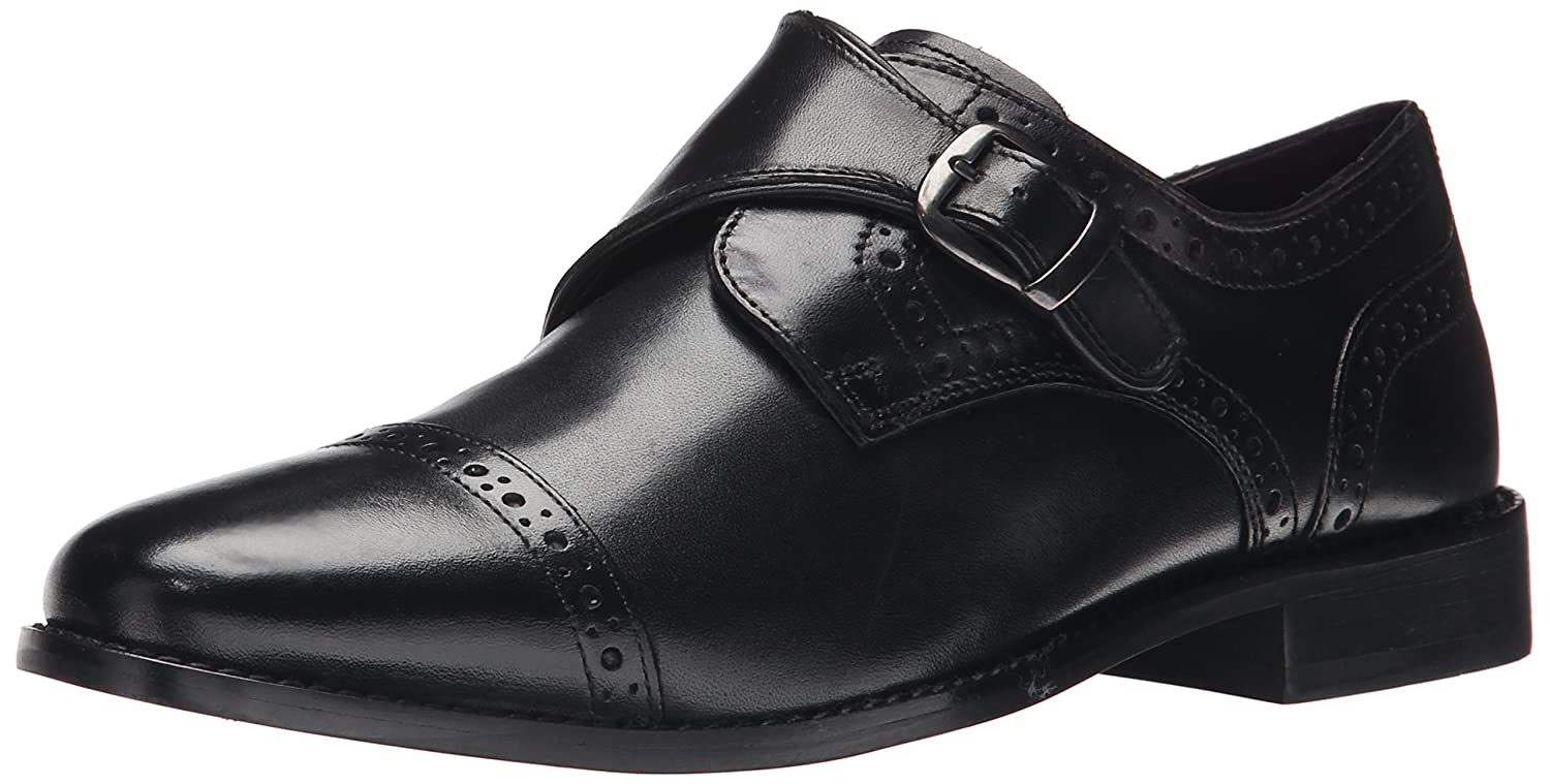 Nunn Bush Men's Men's Bush Newton Monk 10 W US|Black B00VY74SPG bf3a9a