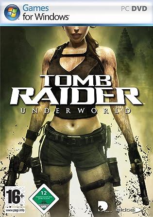manual tomb raider underworld pc