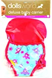 Dolls World 8215 Deluxe Baby Carrier