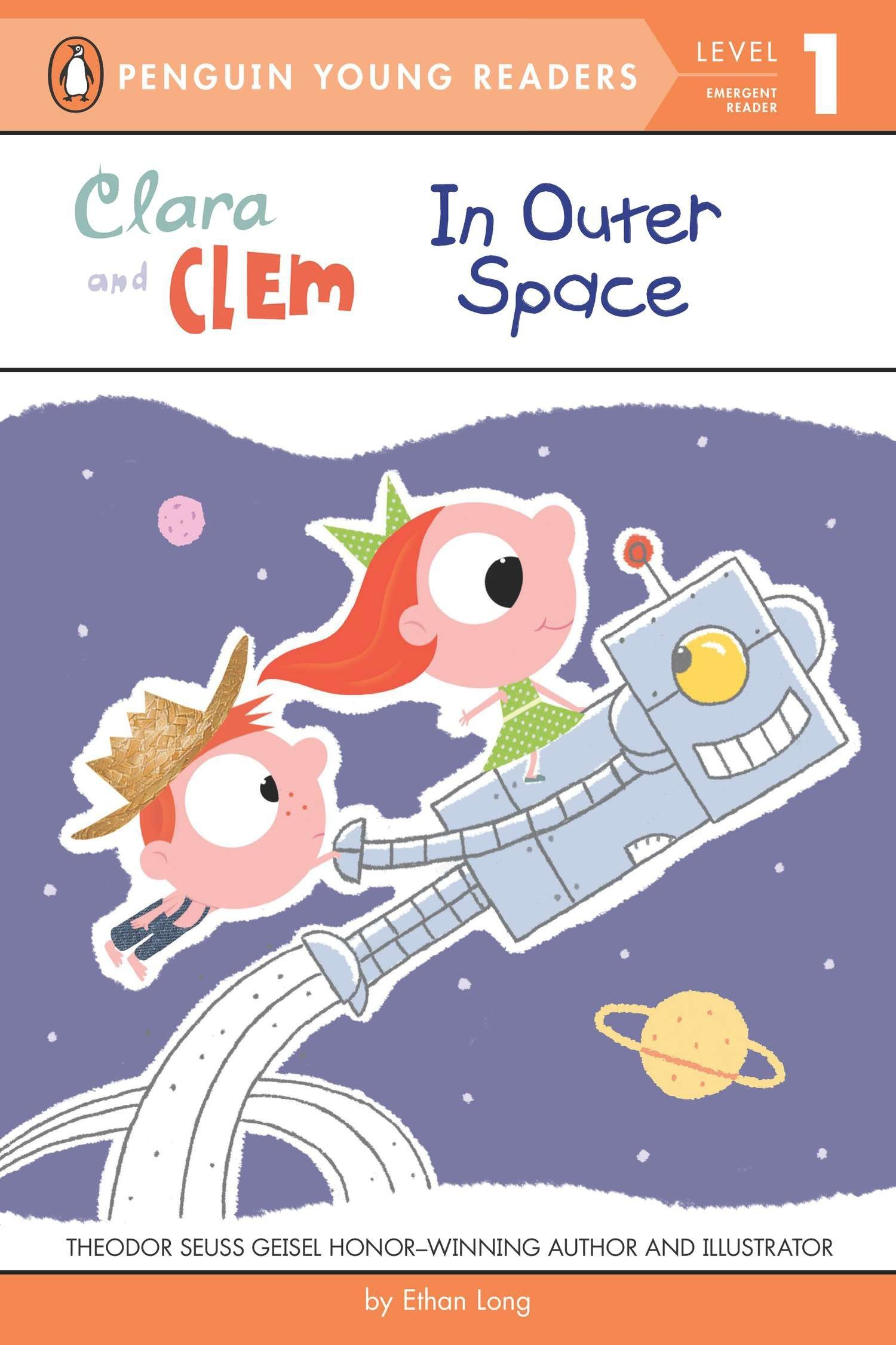Download Clara and Clem in Outer Space (Penguin Young Readers, Level 1) pdf