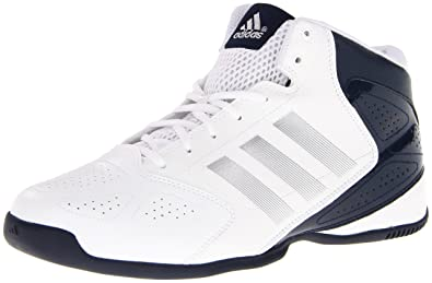 adidas Mens 3 Series 2012-M, Running White/Metallic Silver/Collegiate Navy