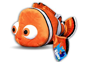 Nemo 55cm Peluche Gigante Buscando a Dory Pez Payaso Muñeco Peluche de Alta Calidad Disney