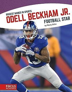 new product 65c80 36bb7 Odell Beckham Jr. (Amazing Athletes): Jon M. Fishman ...