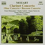 Concertos for Bassoon, Oboe & Clarinet