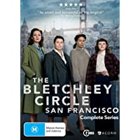 Bletchley Circle The - San Francisco, Complete Series