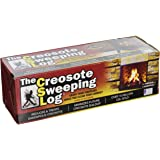 Creosote Sweeping Log For Fireplaces ,1 Pack