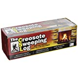 Amazon Price History for:Creosote Sweeping Log For Fireplaces ,1 Pack