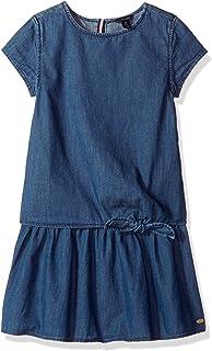 5e2e338b3628d Amazon.com  Tommy Hilfiger Big Girls  Cold Shoulder H Tee  Clothing