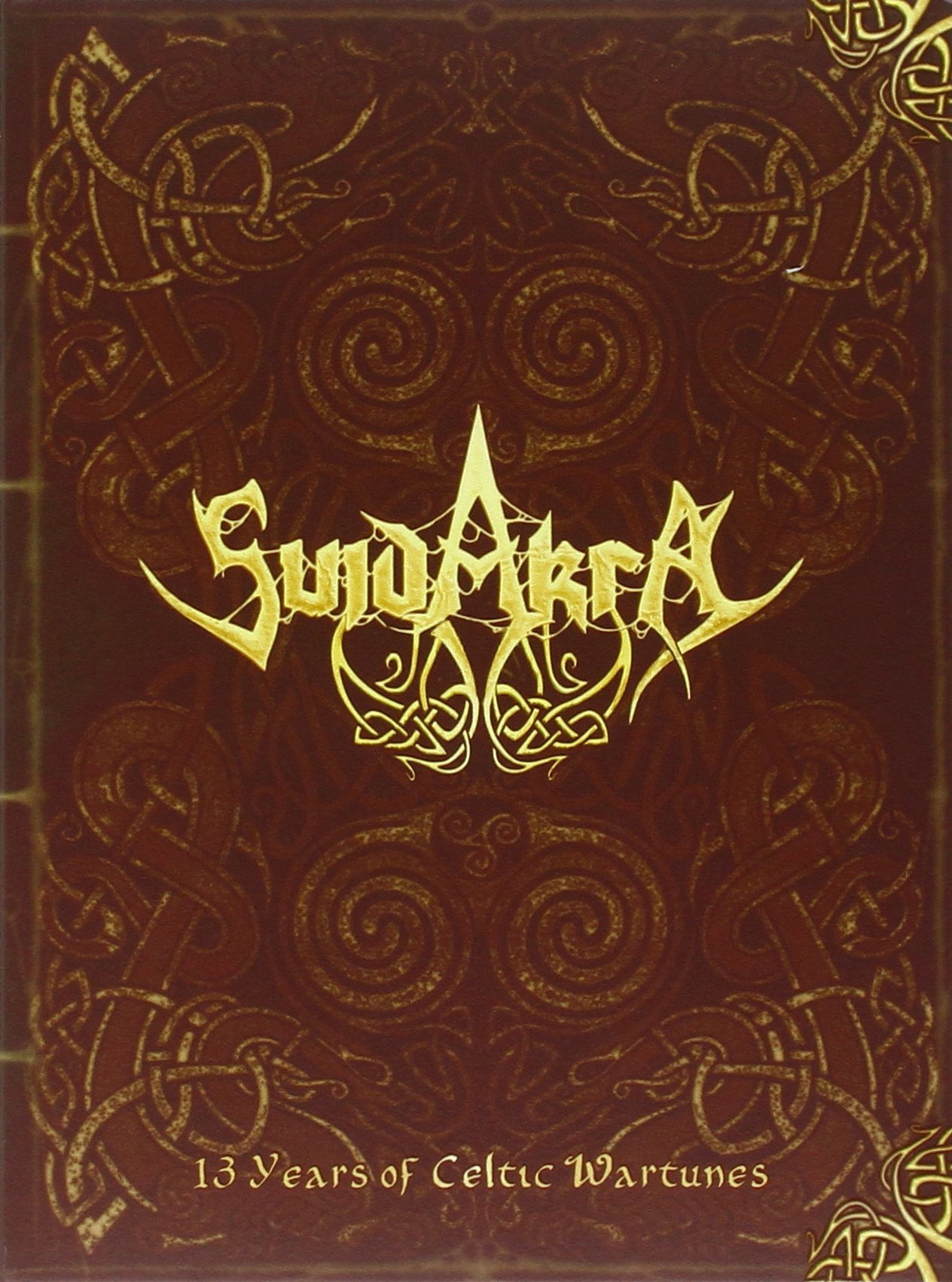 DVD : Suidakra - 13 Years Of Celtic Wartunes (With CD, 2PC)