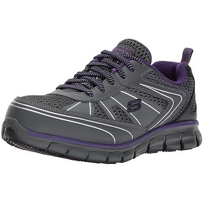 Skechers for Work Women's Synergy Algonac Work Boot: Shoes