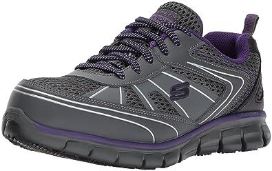 5f64d512d64f Amazon.com  Skechers for Work Women s Synergy Algonac Work Boot  Shoes