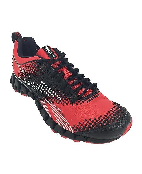 6826a291a98 Reebok Zigwild Tr 4 Mens Running Shoe M42776 Red black (12 M ...