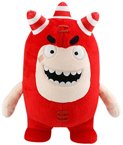 Golden Bear Oddbods FUSE Super Sounds Soft Toy (Dispatched From UK)