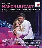 Puccini: Manon Lescaut [Blu-ray]