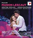 KAUFMANN, JONAS - PUCCINI: MANON LESCAUT [Blu-ray]