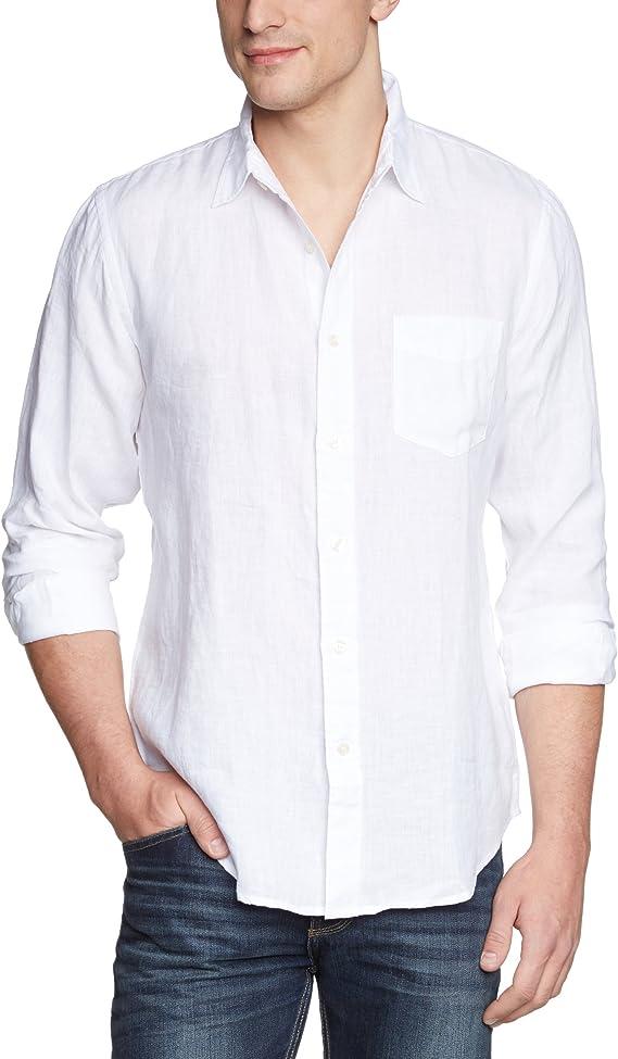dockers - Camisa Regular fit de Manga Larga para Hombre: Amazon.es: Ropa y accesorios