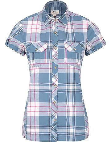| Chemises et T shirts de randonnée femme