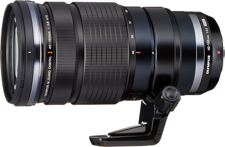 Olympus M.Zuiko - Objetivo para cámara digital ED 40 - 150 mm f2.8 PRO y MC - 14 teleconvertidor 1.4x, negro
