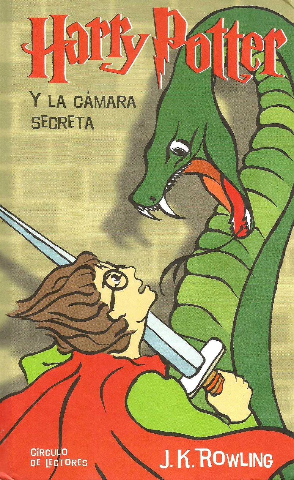 HARRY POTTER Y LA CAMARA SECRETA.: Amazon.es: Rowling,J.K. ...