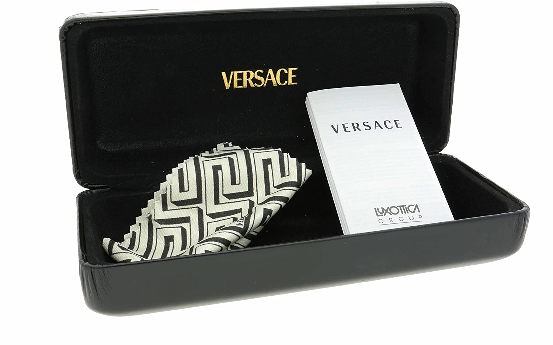 7d8832745e91d0 Versace Soleil Étui à lunettes   chiffon de verre Affichage Ex  Amazon.fr   Vêtements et accessoires