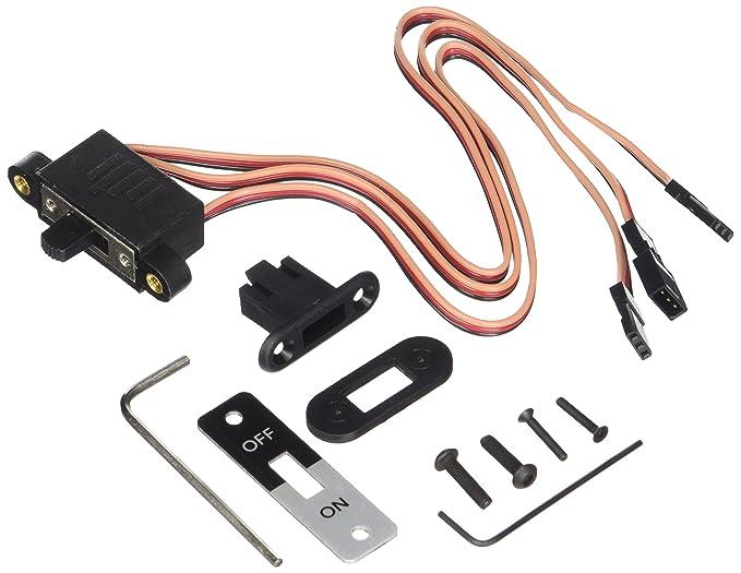 Amazon.com: Spektrum Deluxe 3-Wire Switch Harness: Toys & Games