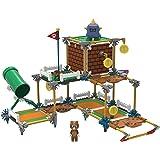 Knex - 33133 - Jeu De Construction - Coffret Prongo - Super Mario