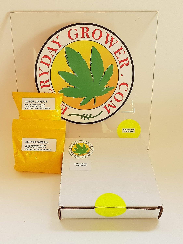 Amazon com : Autoflower 4 plant fertilizer kit : Garden