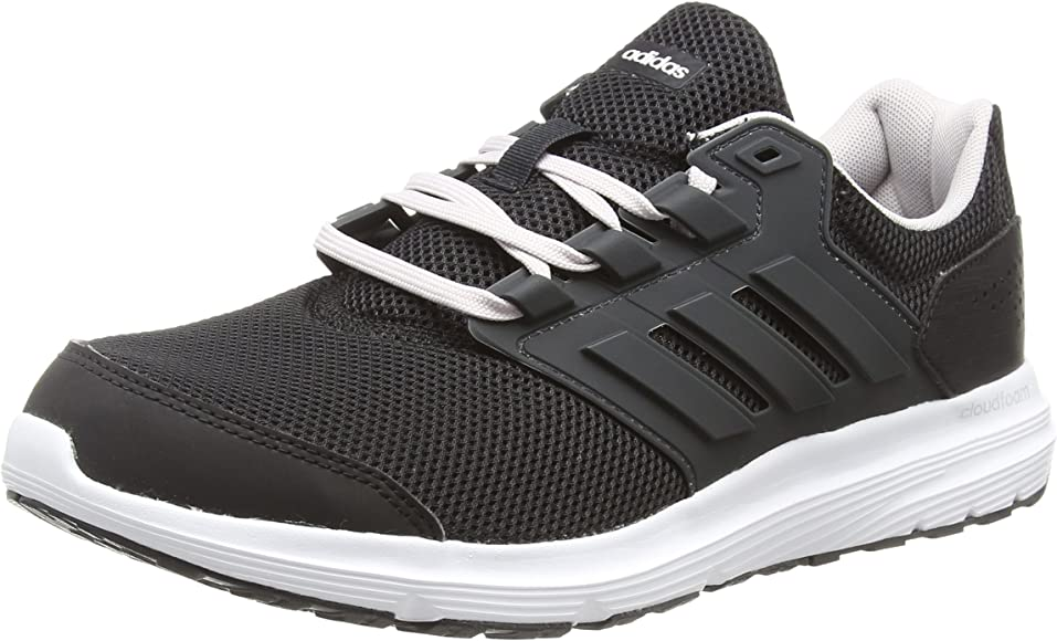 adidas Galaxy 4, Zapatillas de Entrenamiento para Mujer, Negro (Core Black/Carbon/Ice Purple 0), 38 EU: Amazon.es: Zapatos y complementos