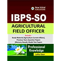 Agriculture Field Officer IBPS