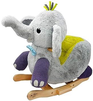 Little Rockers Elefant Schaukeltier Schaukelelefant Schaukel Wippe