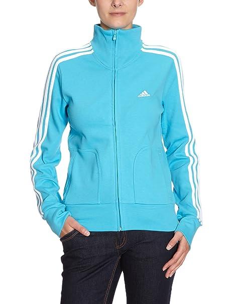 adidas Damen Trainingsjacke Essentials 3 Stripes
