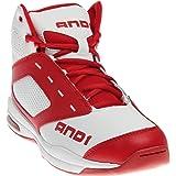 AND1 Men's Typhoon Basketball Shoe