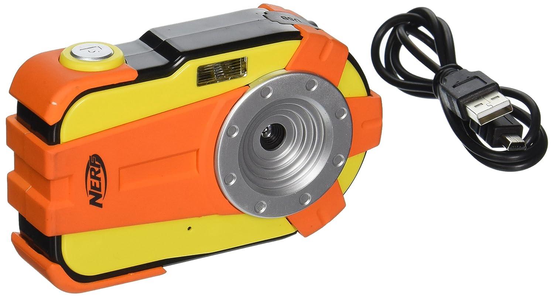 Sakar Nerf 2.1Mp Digital Camera with 1.5-Inch Tft Preview Screen, 25056 Sakar Intl Sakar Toys CA
