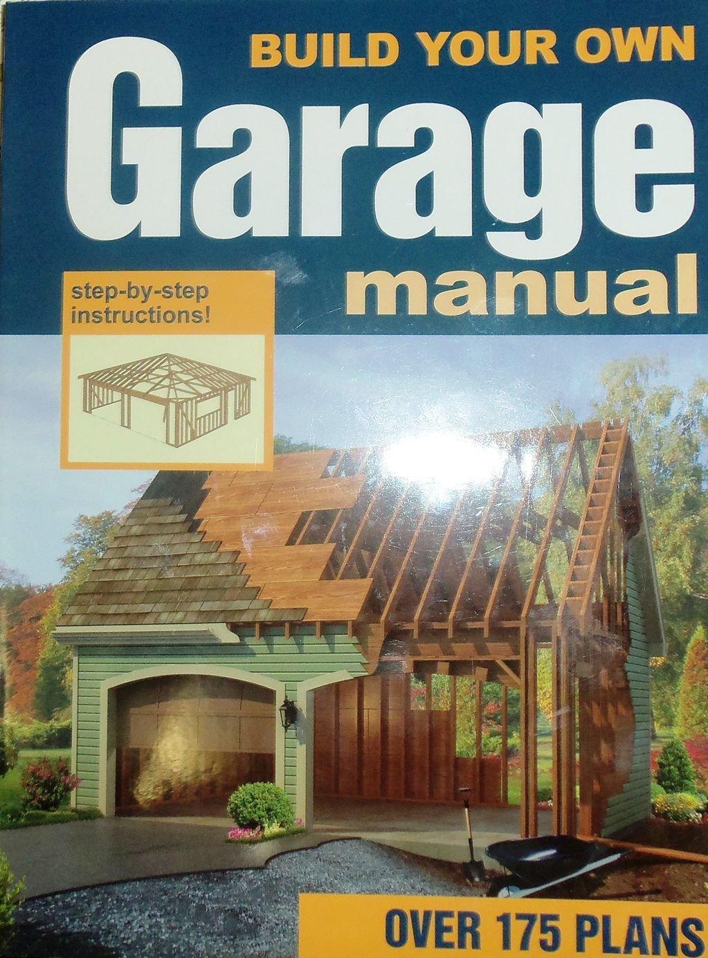 Build Your Own Garage >> Build Your Own Garage Manual Amazon Co Uk Michael Kirchwehm