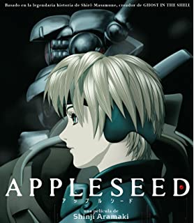 Amazon.com: Appleseed [Blu-ray]: Artist Not Provided: Movies ...