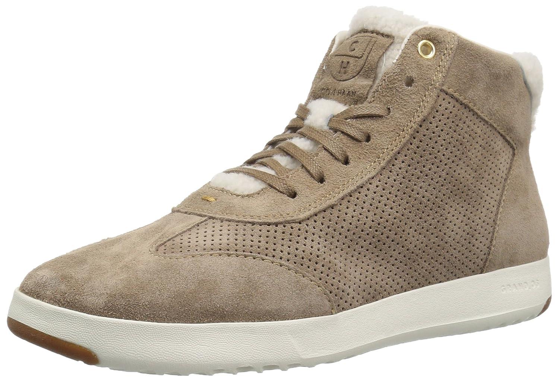 Cole Haan Women's Grandpro Hi Sneaker B06ZZG3MK2 7 B(M) US|Warm Sand