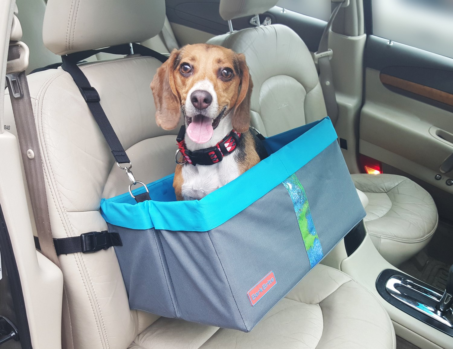 Bark Brite Pet Booster Travel Seat