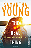 The Real Thing - Länger als eine Nacht: Roman (Hartwell-Love-Stories 1) (German Edition)