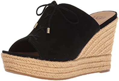 68b0dfcf07 Amazon.com: UGG Women's Giorgia Wedge Sandal: Shoes